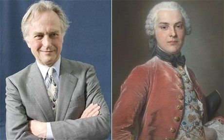 Richard Dawkins and Long-Dead Ancestor, Henry Dawkins...